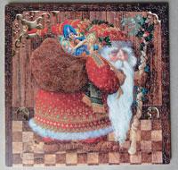 Olde World Santa