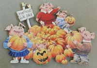 Pumpkin Pigs